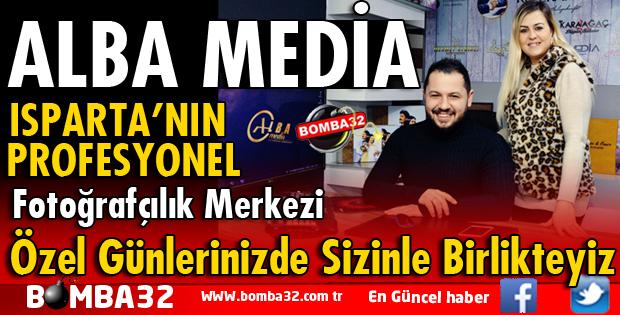 ısparta'nın profesyonel fotoğraf stüdyosu alba media