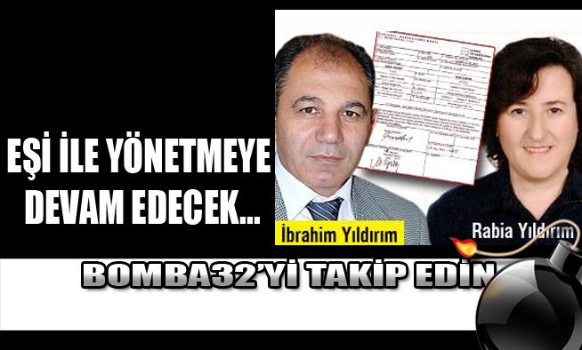 SKANDALLARIN SEKRETERİ TEKRAR ATANDI....