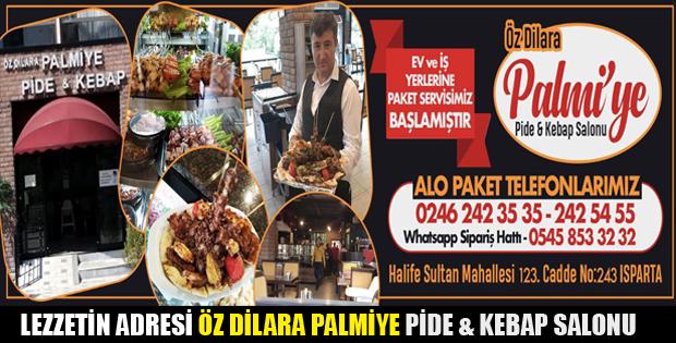 PALMİYE PİDE