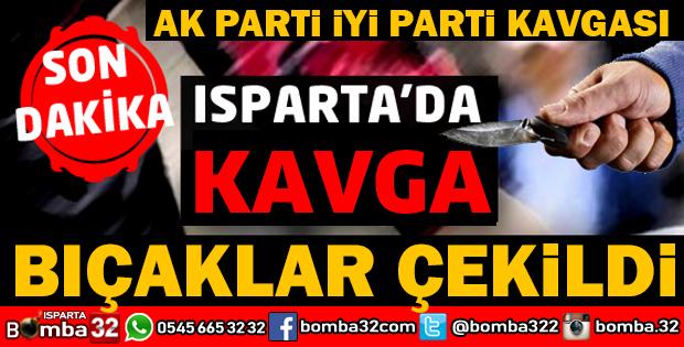 AK PARTİ İYİ PARTİ KAVGASI