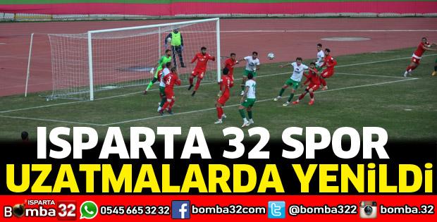 Altındağ Belediyespor Isparta 32 Spor maçı canlı
