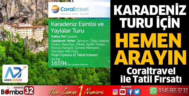 Coraltravel ile Karadeniz turu