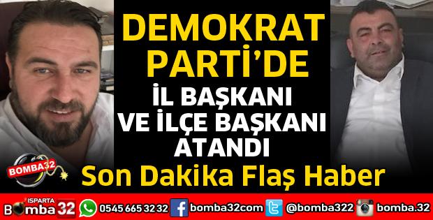 DEMOKRAT PARTİ'DE BÜYÜKKOLANCI DÖNEMİ