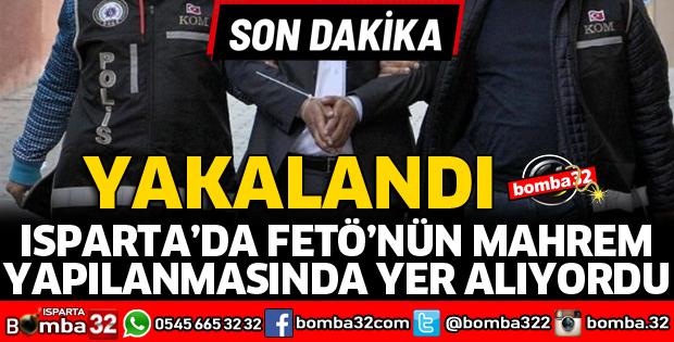 FİRARİ FETÖ ŞÜPHELİSİ YAKALANDI