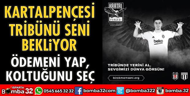 Haydi Beşiktaşlılar takımına destek ol