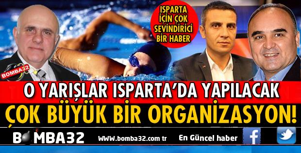 ısparta için büyük bir organizasyon