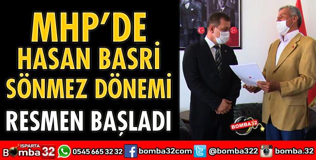 MHP'DE SÖNMEZ DÖNEMİ