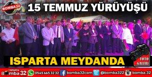 15 TEMMUZ ISPARTA MEYDANDA