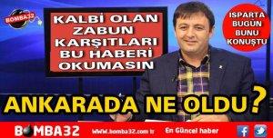 AK PARTİ'DE ZABUN KARŞITLARINI ÜZECEK HABER!