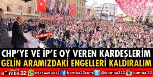 BAHÇELİ'DEN CHP VE İYİ PARTİ'YE OY VERENLERE ÇAĞRI