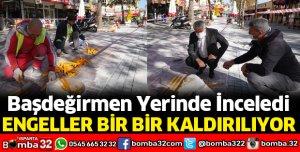 ENGELLER BİR BİR KALDIRILIYOR