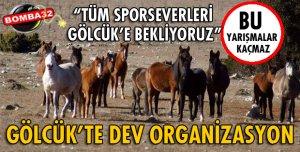 GÖLCÜK'TE DEV ORGANİZASYON