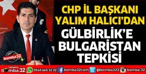 GÜLBİRLİK'E BULGARİSTAN TEPKİSİ