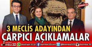 GÜNAYDIN'IN ŞEMSİYESİ ALTINDA HERKESE YER VAR