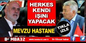 HERKES KENDİ İŞİNİ YAPACAK