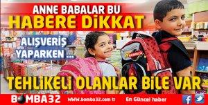 ISPARTA BU HABERE DİKKAT OKULLAR BAŞLIYOR UYARI GELDİ