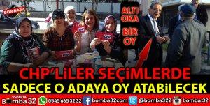 ISPARTA CHP MERKEZDE İL GENEL MECLİS ÜYESİ ÇIKARMAK İSTİYOR