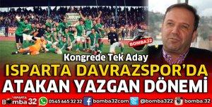 ISPARTA DAVRAZSPOR KONGREYE GİDİYOR