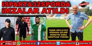 ISPARTA32SPORDA TARIK SÖYLEYİCİ DÖNEMİ