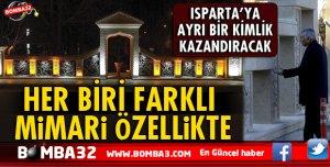 ISPARTA'DA  KİMLİK VE ÖZLÜK KAZANACAK