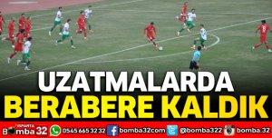 Ispartaspor Osmaniyespor canlı anlatım
