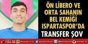 ISPARTASPOR'DA TRANSFER DEVAM EDİYOR