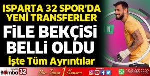 Ispartaspor'da transferler devam ediyor