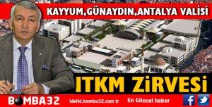 ITKM'DE FLAŞ GELİŞME SONA DOĞRU