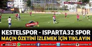 KESTELSPOR ISPARTA32 SPOR MAÇIN ÖZETİ