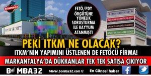 MARKANTALYA''DAKİ DÜKKANLAR SATIŞA ÇIKIYOR