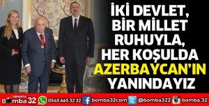 MİLLETVEKİLİ CESUR'DAN AZERBAYCAN MESAJI