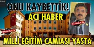MİLLİ EĞİTİM CAMİASI YASTA!