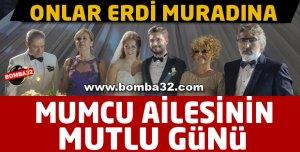 ONLAR ERDİ MURADINA...