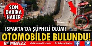 OTOMOBİLİN İÇİNDE ÖLÜ BULUNDU!