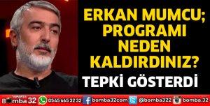 PROGRAM NEDEN KALDIRILDI TEPKİSİ