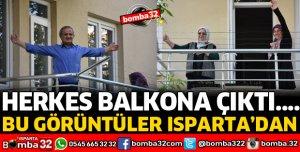 SPOR BU KEZ AYAKLARINA KADAR GELDİ