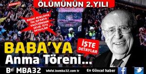 SÜLEYMAN DEMİREL İÇİN ANMA PROGRAMI BELLİ OLDU...