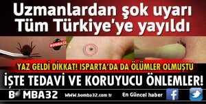TÜM TÜRKİYE'YE YAYILDI DİKKAT EDELİM!