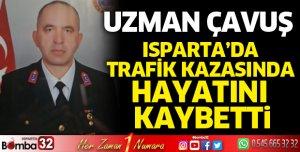 Uzman Çavuş Kemal Hayta kazada hayatını kaybetti