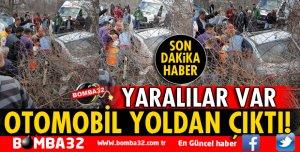 YAKAÖREN'DE FECİ KAZA: YARALILAR VAR!